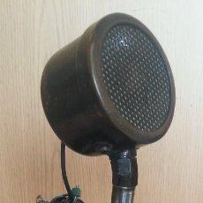 Radios antiguas: MICRÓFONO ANTIGUO. AÑOS 30. MAGNIFICA PIEZA DE COLECCIÓN.. Lote 221921536