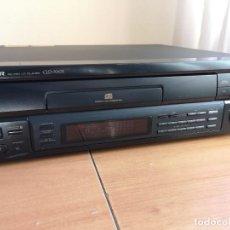 Rádios antigos: LASERDISC Y LECTOR DE CD PIONEER CLD-700S. Lote 223459543
