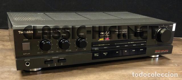 TECHNICS SU-V45A CLASE AA (Radios, Gramófonos, Grabadoras y Otros - Amplificadores y Micrófonos de Válvulas)