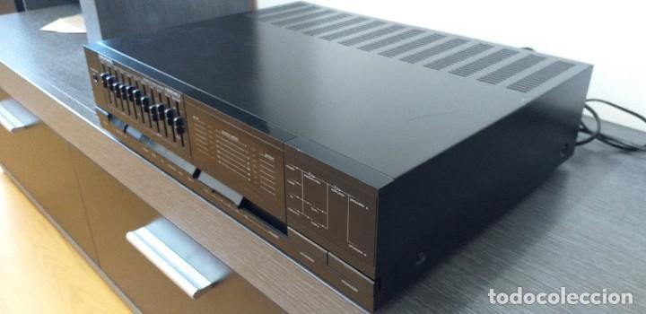 - AMPLIFICADOR GRUNDIG V8200 MK II - HIFI - SONIDO - MUSICA- DE 150 W MAXIMO. (Radios, Gramófonos, Grabadoras y Otros - Amplificadores y Micrófonos de Válvulas)