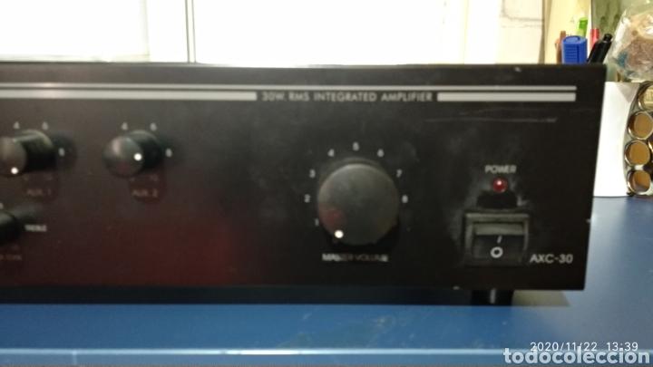 Radios antiguas: Amplificador Optimus axc-30 - Foto 3 - 226007167
