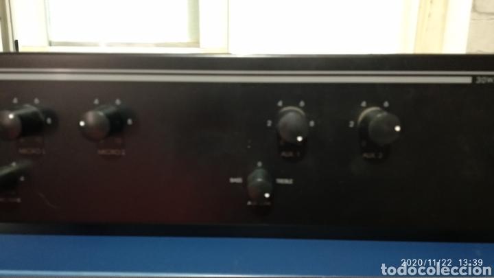 Radios antiguas: Amplificador Optimus axc-30 - Foto 4 - 226007167