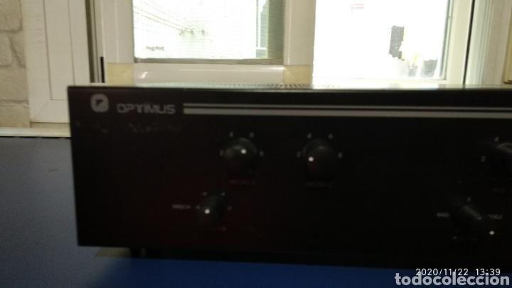 Radios antiguas: Amplificador Optimus axc-30 - Foto 5 - 226007167