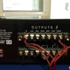 Radios antiguas: AMPLIFICADOR OPTIMUS AXC-30. Lote 226007167