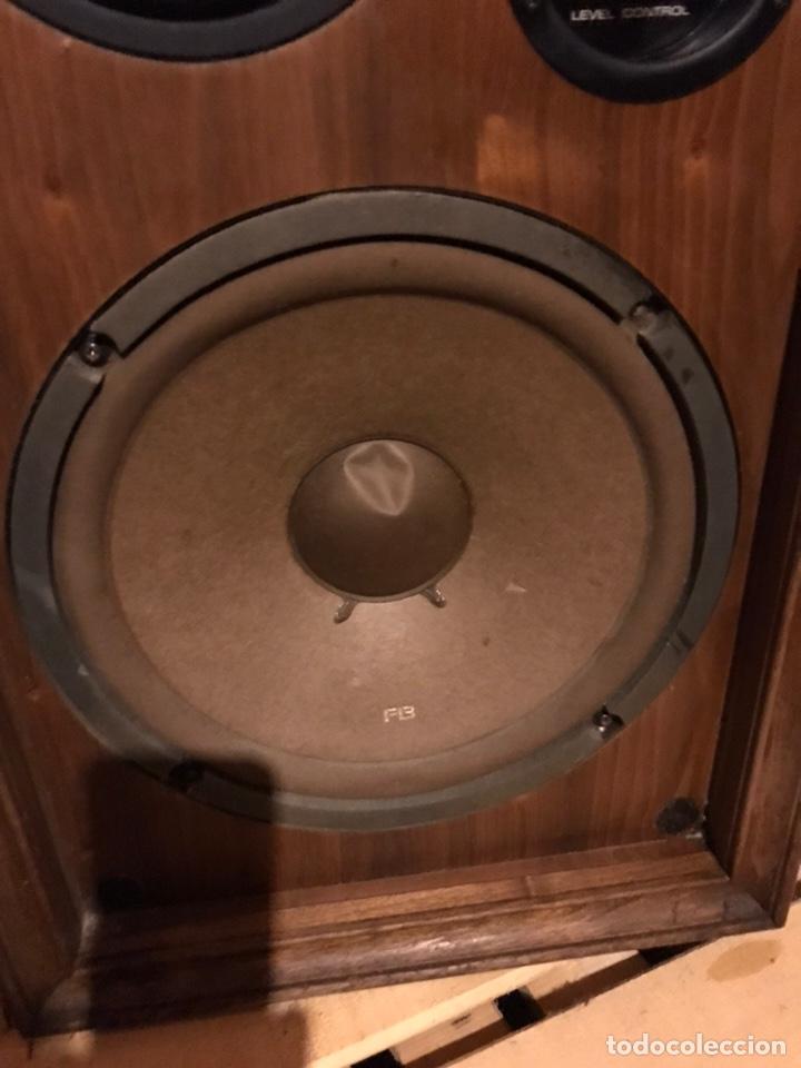 Radios antiguas: Altavoces Pionner cs-a500 - Foto 3 - 226110061
