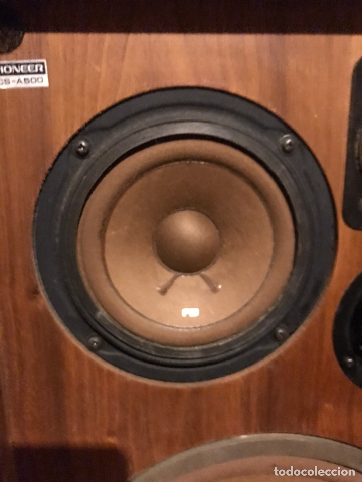 Radios antiguas: Altavoces Pionner cs-a500 - Foto 4 - 226110061