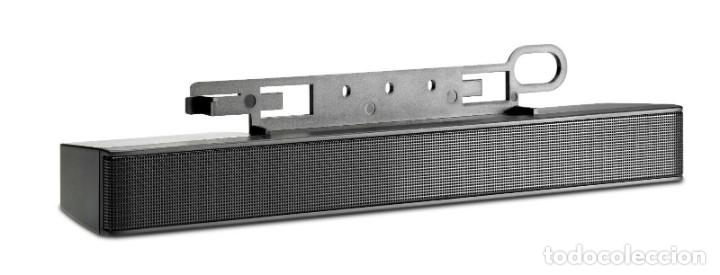 Radios antiguas: Barra Sonido Marca HP. LCD Speaker Sound Bar Brand HP Altavoz Altavoces Black - Foto 1 - 226136040