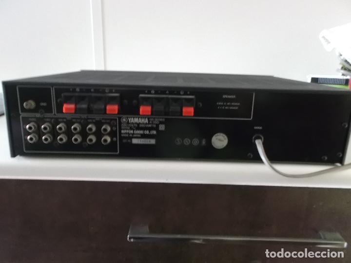 Radios antiguas: YAMAHA, AMPLIFICADOR, A 550, FUNCIONANDO, EXCELENTE, APARATO - Foto 26 - 221897656