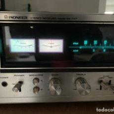 Radios antiguas: AMPLIFICADOR PIONEER SX-737 35W. Lote 226433600