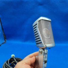 Radios antiguas: ANTIGUO MICRÓFONO HI - MIKE. Lote 228064220