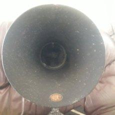Radios antiguas: ANTIGUO ALTAVOZ DE TROMPETA BRUNET. Lote 228126665