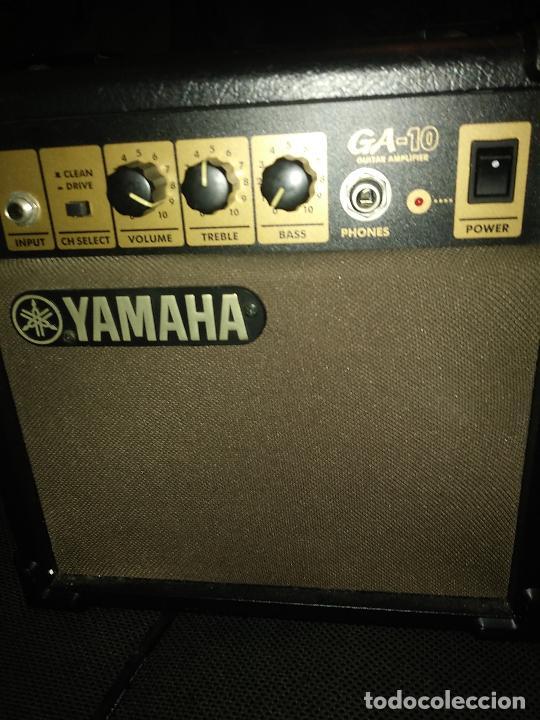 Radios antiguas: Amplificador Yamaha GA-10 - Foto 4 - 228812825