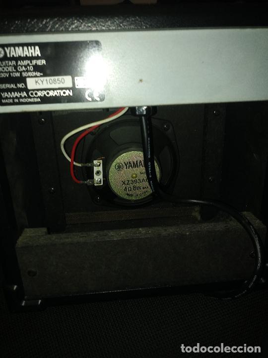 Radios antiguas: Amplificador Yamaha GA-10 - Foto 5 - 228812825