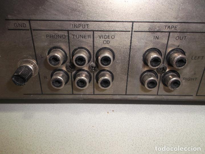 Radios antiguas: AMPLIFICADOR, HARMAN KARDON, PM-635,AMPLIFICADOR, EXCELENTE - Foto 6 - 230020030