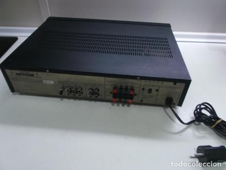 Radios antiguas: AMPLIFICADOR, HARMAN KARDON, PM-635,AMPLIFICADOR, EXCELENTE - Foto 9 - 230020030