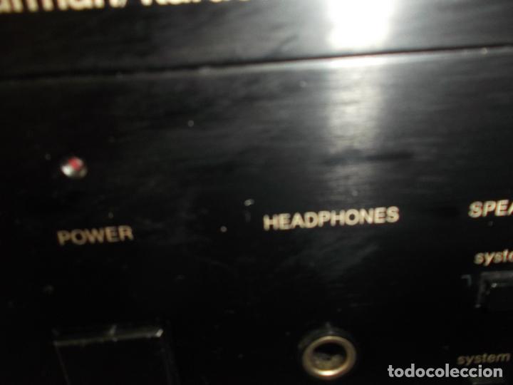 Radios antiguas: AMPLIFICADOR, HARMAN KARDON, PM-635,AMPLIFICADOR, EXCELENTE - Foto 15 - 230020030
