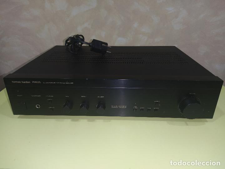 Radios antiguas: AMPLIFICADOR, HARMAN KARDON, PM-635,AMPLIFICADOR, EXCELENTE - Foto 19 - 230020030