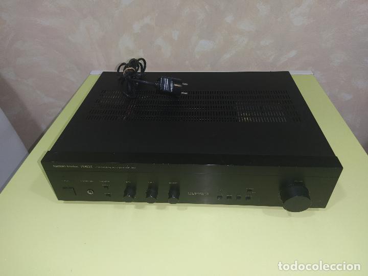 Radios antiguas: AMPLIFICADOR, HARMAN KARDON, PM-635,AMPLIFICADOR, EXCELENTE - Foto 20 - 230020030