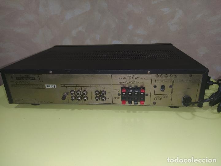 Radios antiguas: AMPLIFICADOR, HARMAN KARDON, PM-635,AMPLIFICADOR, EXCELENTE - Foto 24 - 230020030