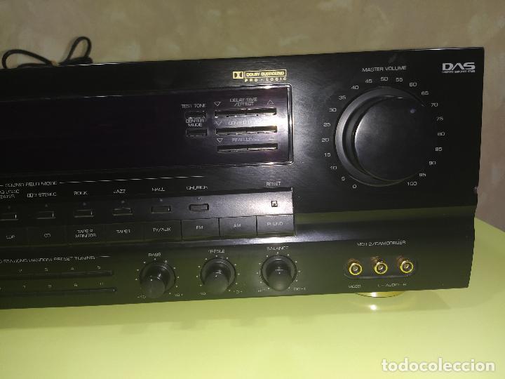 Radios antiguas: AMPLIFICADOR SHERWOOD RV-7050R, AMPLIFICADOR, EXCELENTE - Foto 3 - 230079340
