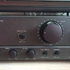 Radios antiguas: TECHNICS AMPLIFICADOR INTEGRADO SU-VX500. Lote 231597135