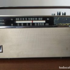 Radios antiguas: RADIO PORTATIL INTER TRANSISTOR 10. Lote 231799000