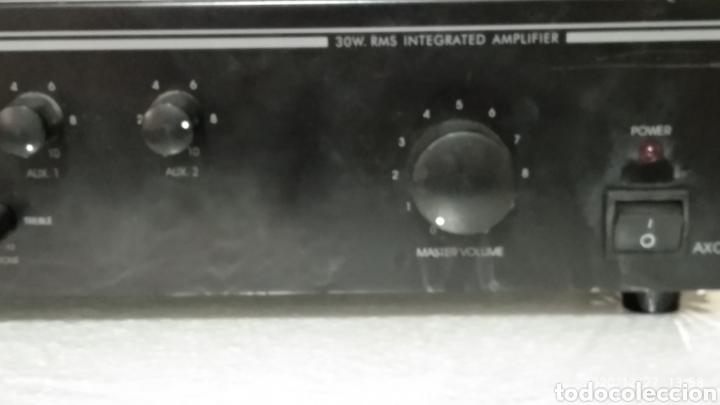 Radios antiguas: Amplificador Optimus axc-30 - Foto 12 - 226007167
