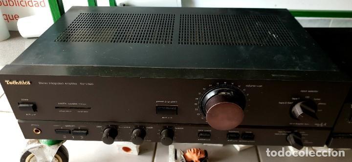 AMPLIFICADOR TECHNICS SU-V470 (Radios, Gramófonos, Grabadoras y Otros - Amplificadores y Micrófonos de Válvulas)
