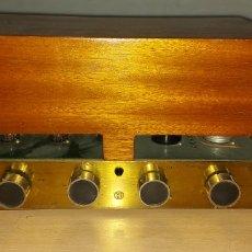 Radios antiguas: AMPLIFICADOR DE VALVULAS DE ALTA FIDELIDAD RETEX R 10. Lote 232193965