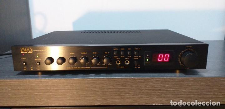 AMPLIFICADOR VSK. MODELO LD-100KGA. (Radios, Gramófonos, Grabadoras y Otros - Amplificadores y Micrófonos de Válvulas)