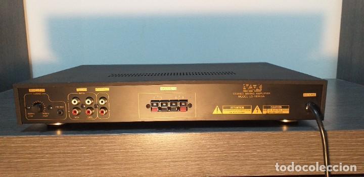 Radios antiguas: AMPLIFICADOR VSK. Modelo LD-100KGA. - Foto 4 - 232656478