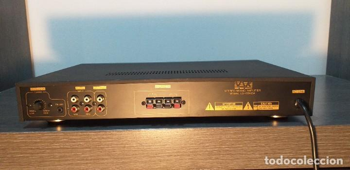 Radios antiguas: AMPLIFICADOR VSK. Modelo LD-100KGA. - Foto 6 - 232656478