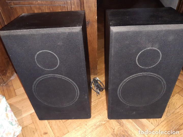 ALTAVOCES GRUNDING 50W BOX 4400 (Radios, Gramófonos, Grabadoras y Otros - Amplificadores y Micrófonos de Válvulas)