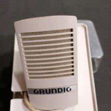 Radios antiguas: MICRÓFONO GRUNDIG GDM 16. Lote 234705580