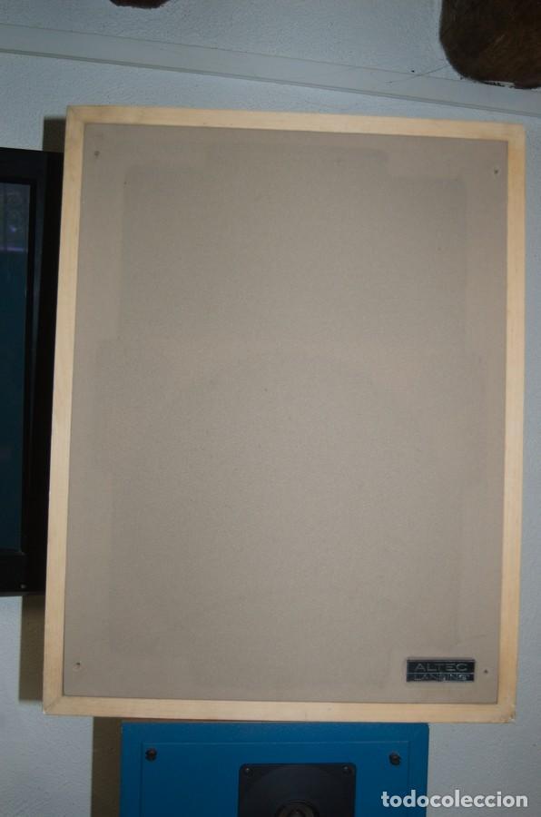 Radios antiguas: ALTEC LANSING Model 9872-8A Speaker (Solo una unidad) - Foto 7 - 234924165