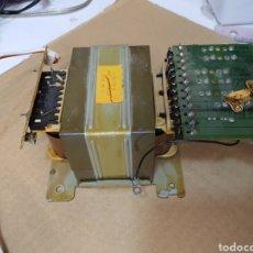 Radios antiguas: TRANSFORMADOR - ALIMENTADOR PARA AMPLIFICADOR. Lote 235093350