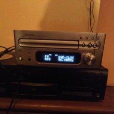 Radios antiguas: DENON RCD M33 AMPLIFICADOR/SINTONIZADOR/CD. Lote 235197445
