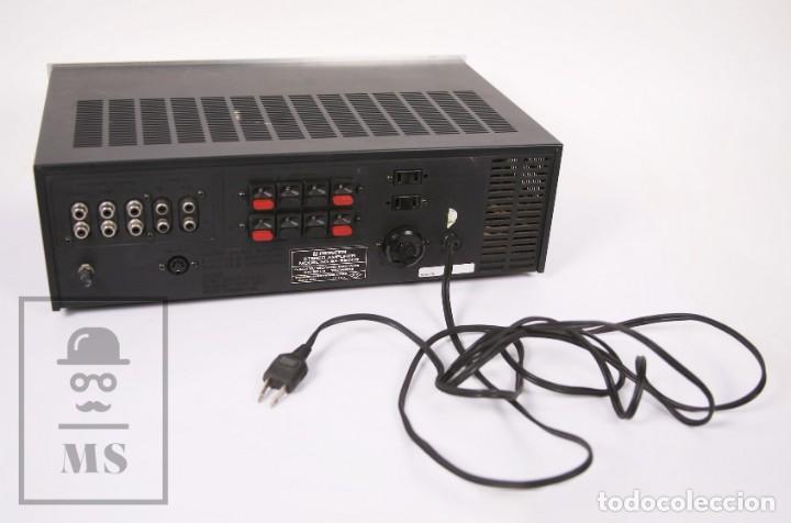Radios antiguas: Amplificador Pioneer Stereo Amplifier SA-5500 II - Frontal Aluminio - Medidas 38 x 26 x 12,5 cm - Foto 6 - 235635905