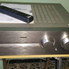Radios antiguas: AMPLIFICADOR SONY TA-FB940R SERIE QS. Lote 236219445
