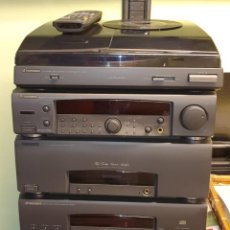 Radios antiguas: EQUIPO DE MUSICA MODULAR PIONEER J910, J510 J210. Lote 237433295