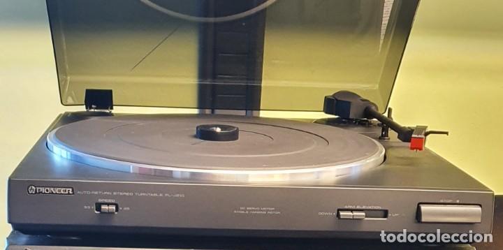 Radios antiguas: EQUIPO DE MUSICA MODULAR PIONEER J910, J510 J210 - Foto 4 - 237433295