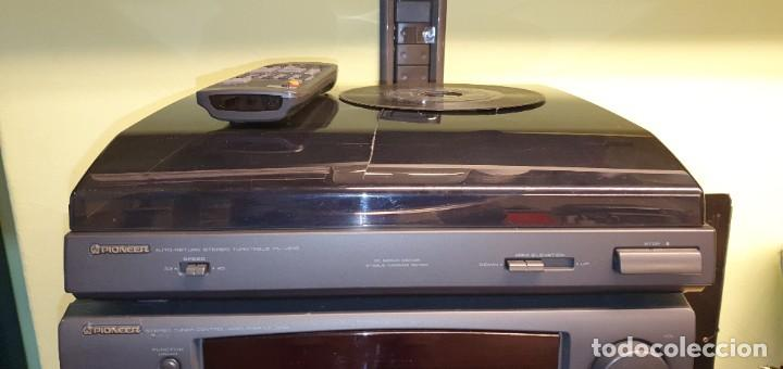Radios antiguas: EQUIPO DE MUSICA MODULAR PIONEER J910, J510 J210 - Foto 5 - 237433295