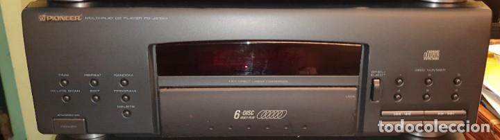 Radios antiguas: EQUIPO DE MUSICA MODULAR PIONEER J910, J510 J210 - Foto 15 - 237433295