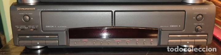 Radios antiguas: EQUIPO DE MUSICA MODULAR PIONEER J910, J510 J210 - Foto 18 - 237433295