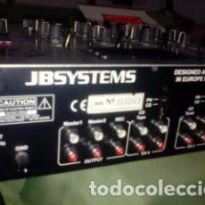 Radios Anciennes: BONITA MESA DE MEZCLAS MARCA JB SYSTEM PRO SERIES. Lote 239939875