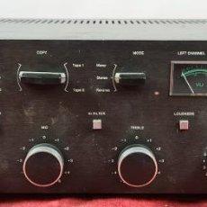 Radios antiguas: AMPLIFICADOR STEREO VIETA MODELO A-3095. VIETA ELECTRONICS. ESPAÑA. 1978.. Lote 258232740