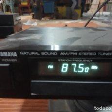 Radios antiguas: YAMAHA SINTONIZADOR T-09. Lote 245017115