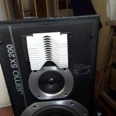 Radios antiguas: PAREJA DE ALTAVOCES JAMO SX 200. Lote 245743455