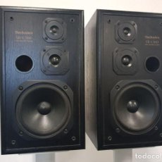 Radios antiguas: ALTAVOCES TECHNICS SB-CS60 GAMA ALTA 2X120W. Lote 245780670