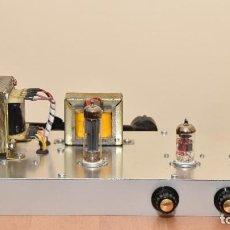 Radios antiguas: PREVIO PREAMPLIFICADOR A VALVULAS. Lote 245937395